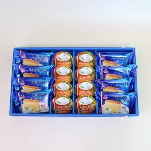 クリームチーズギフトの写真