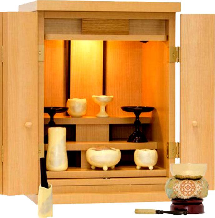 小型仏壇の画像