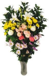 祭壇用花束の画像