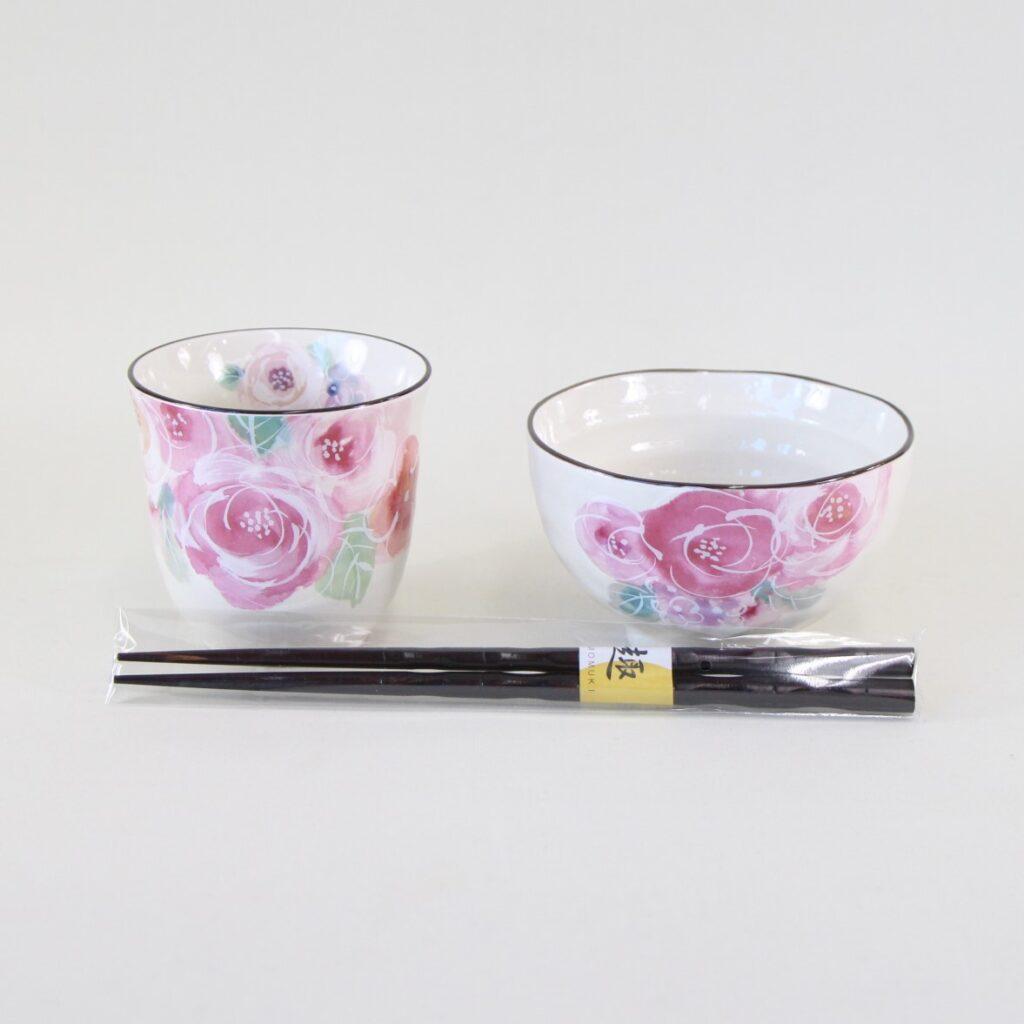 飯碗湯呑セットの画像