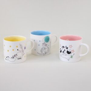 ネコマグカップの画像